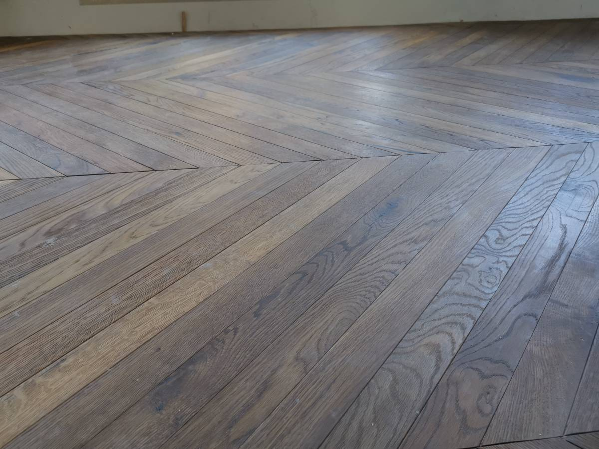 Parquet Rovere spina francese
